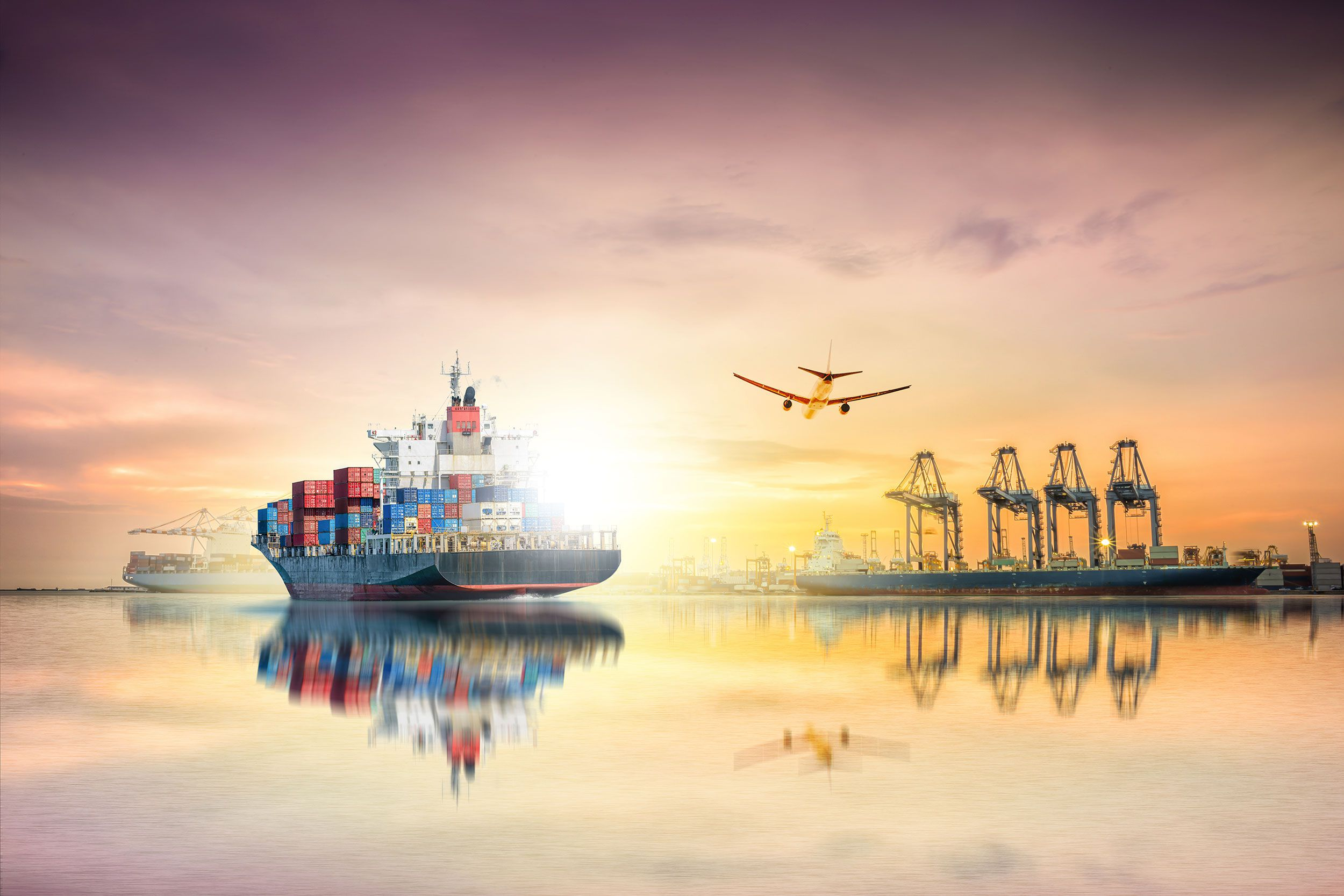 Air/Ocean Freight