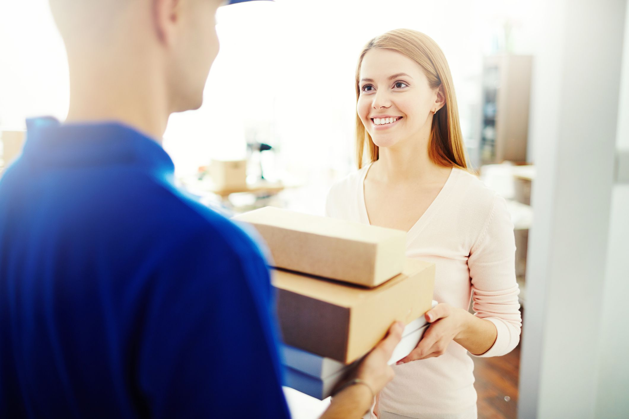 Hiring a Reliable Courier Hertfordshire