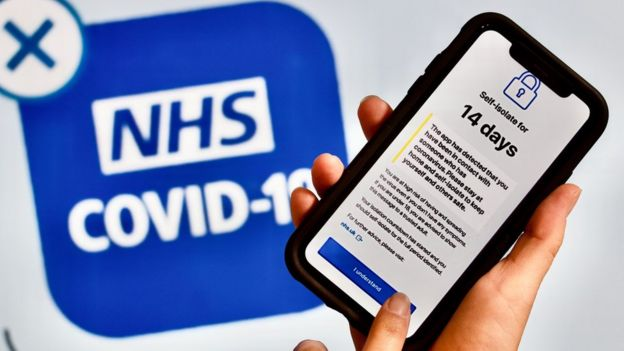 NHS Covid-19 App Launched